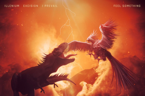 "Illenium Excision ""Feel Something"""