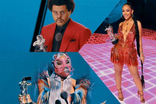 winners 2020 mtv vmas