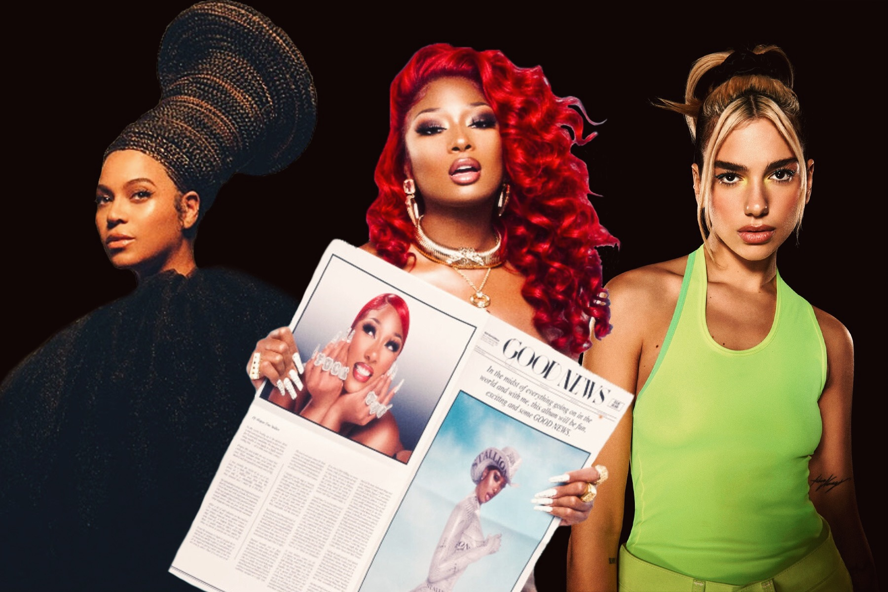 Seven female artists leading the 2021 GRAMMY nominations ...