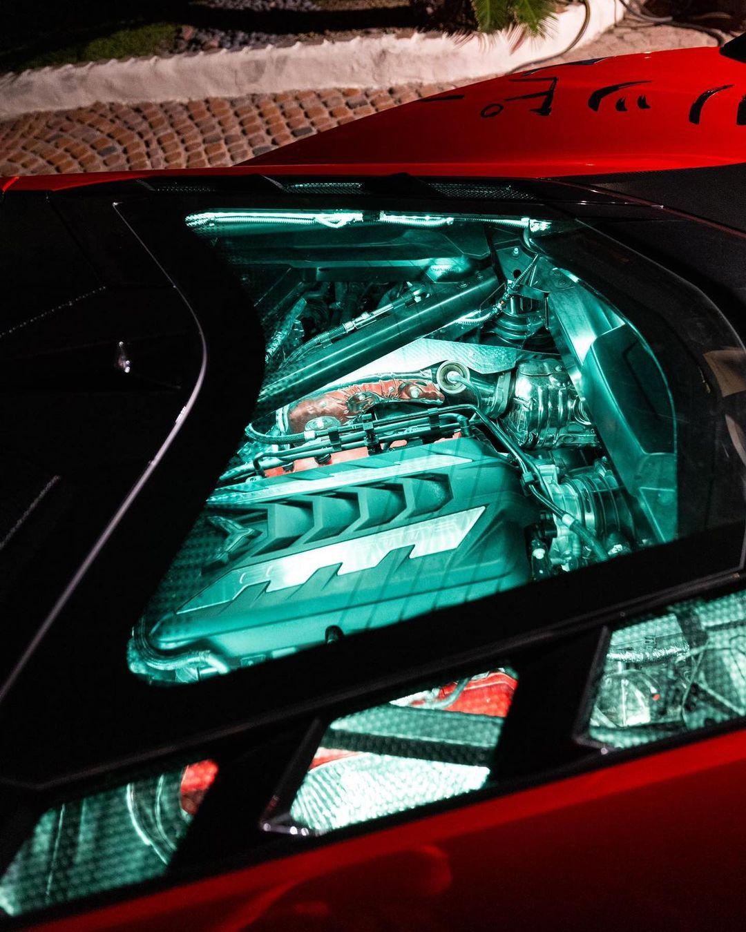 trippie redd corvette 2