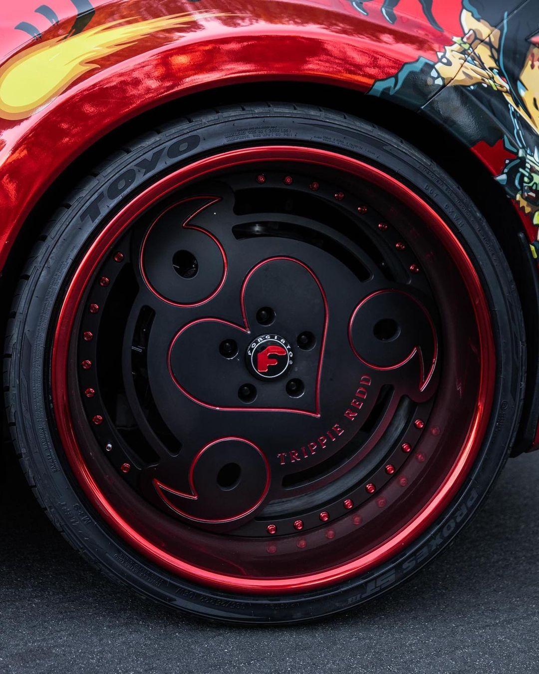 trippie redd corvette 5