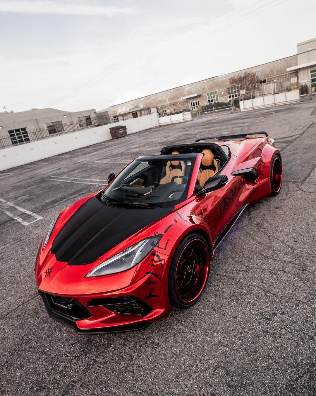 trippie redd corvette 8