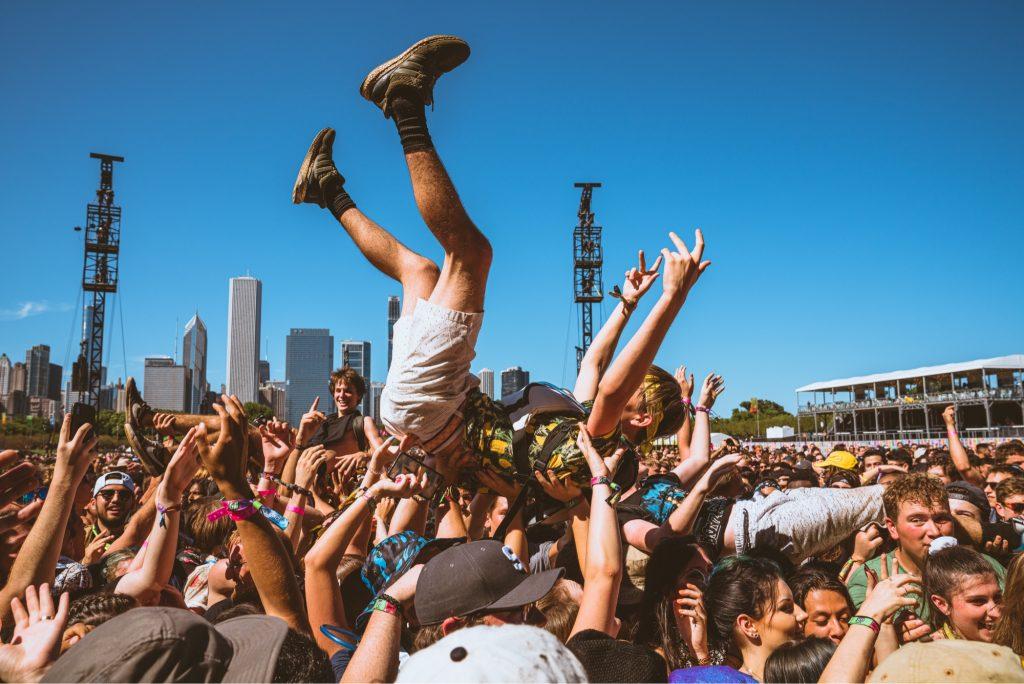 Five Reasons to Attend Lollapalooza