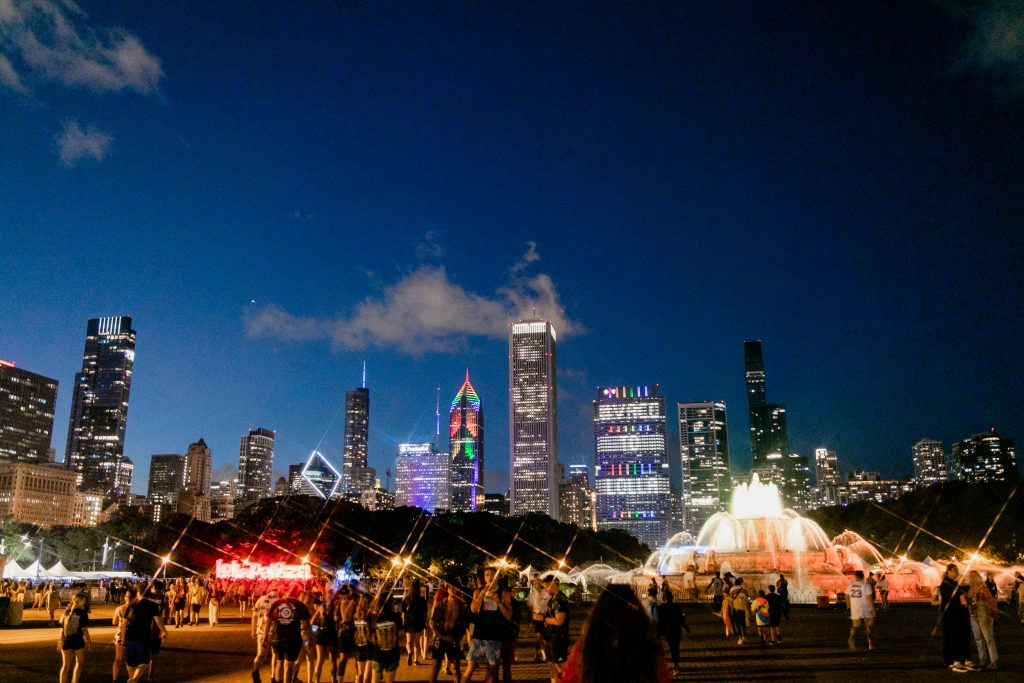 experience lolla