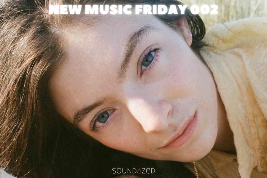 New Music Friday 002