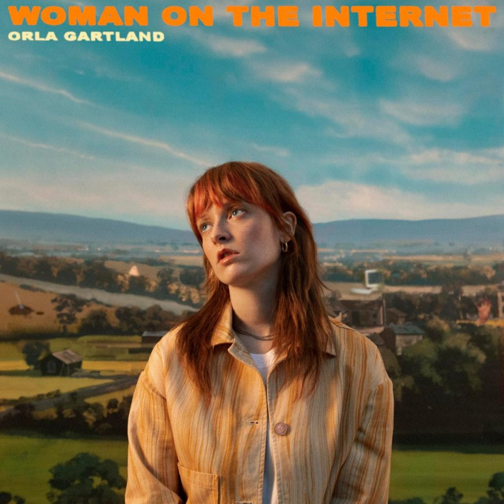 Woman on the Internet album cover