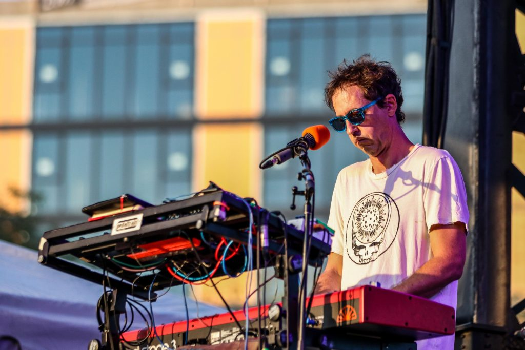 Animal Collective by Matt Torres for Soundazed 5