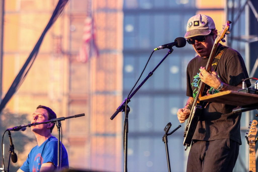 Animal Collective by Matt Torres for Soundazed 2
